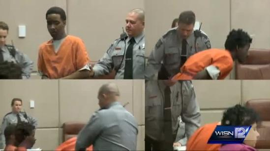Five men to stand trial in Evon Young's death