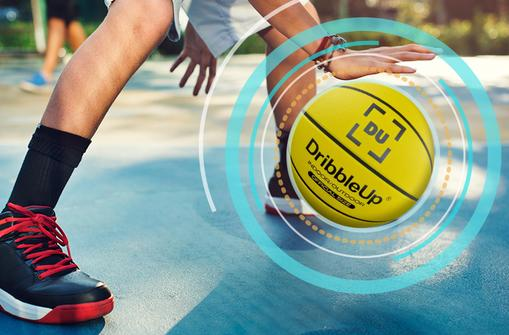 Train at home like a pro with these DribbleUp Smart Balls