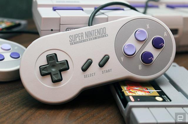 Nintendo warns it won't make more retro NES and SNES consoles