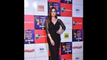 Dia Mirza Notches Up Her Red Carpet Look With This Simple Black Gown