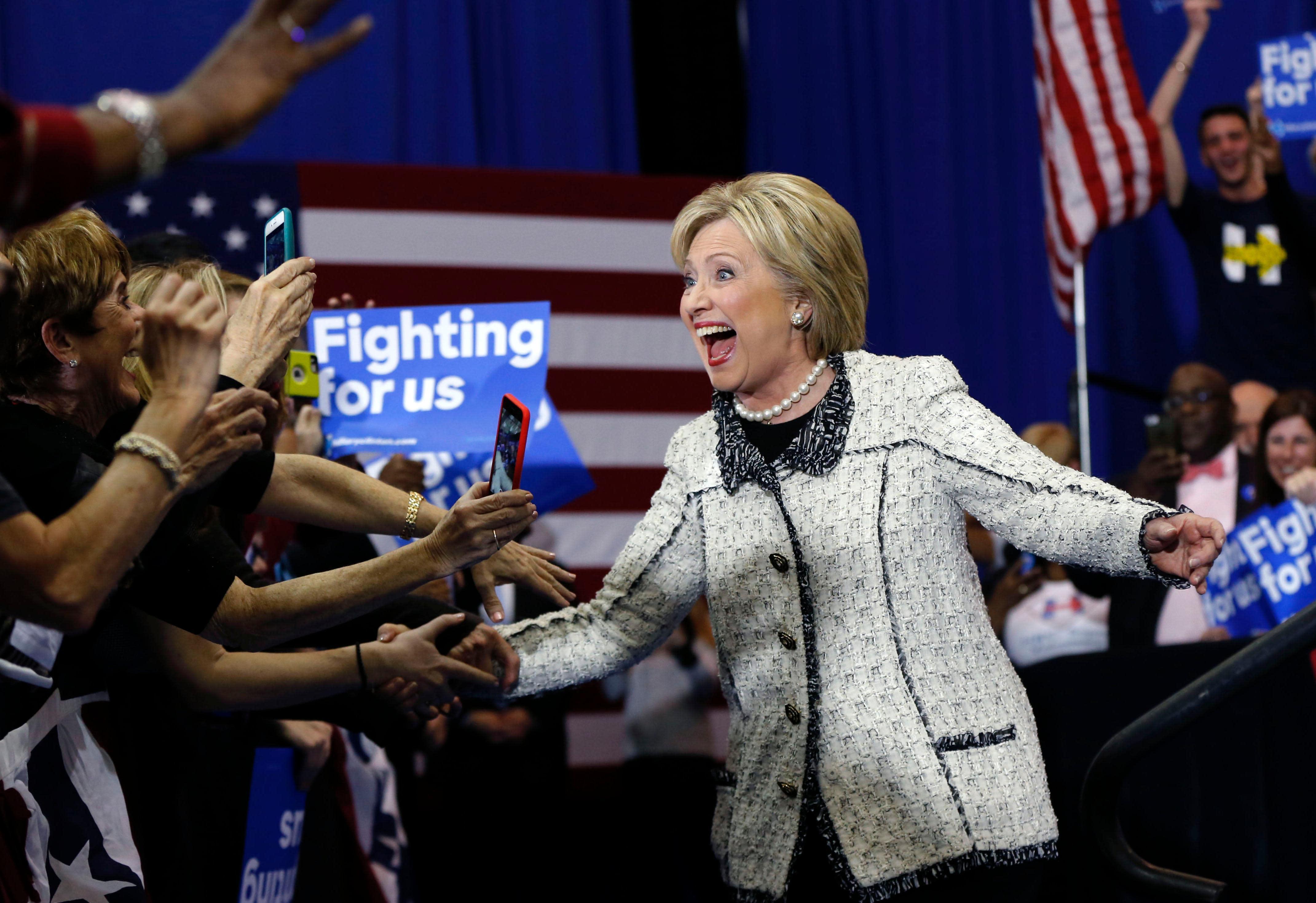Hillary Clinton wins South Carolina as Bernie Sanders flops with