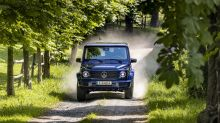 Mercedes-Benz G-Class launches 'Stronger Than Time' special edition