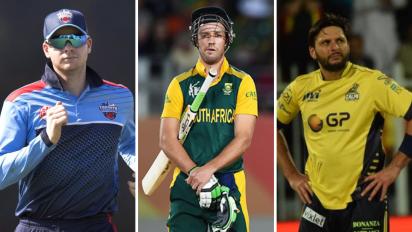 De Villiers is Star Pick of PSL Draft 2018: Full List of Squads