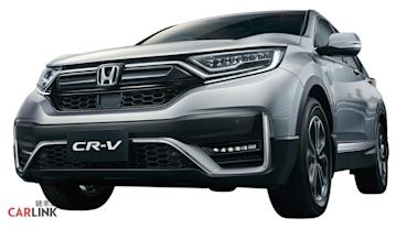 HONDA CR-V小改款首月交車1753台,穩居國產休旅霸主地位!