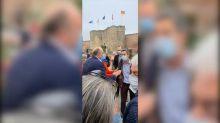 Hauts-de-France: Dupond-Moretti et Pannier-Runacher interpellés sur un marché par Ruffin