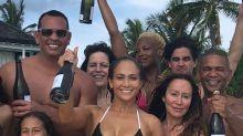 'Ageless beauty' Jennifer Lopez shares a bikini photo to celebrate her 49th birthday