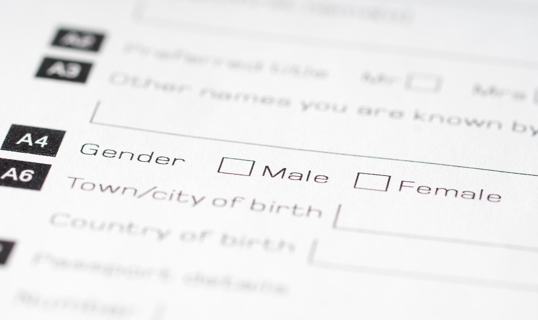 Third Gender Option Passes In New York City