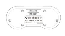 SNES controller for Switch shows up in FCC filing, hinting at SNES games for Nintendo Online