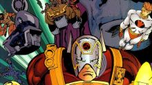 DC's New Gods movie confirmed to feature iconic villains