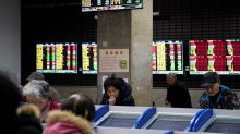 Global shares edge higher on Chinese support measures