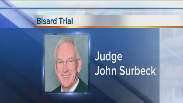 Bisard trial to be heard in Allen County