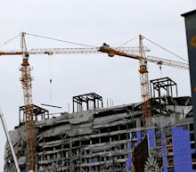 Hard Rock Hotel collapse: Work starts to bring down cranes before coming storm