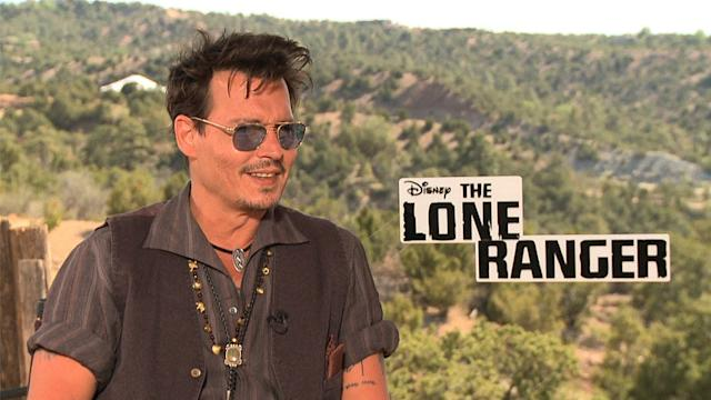 Johnny Depp Explains How Becoming a Dad Gave Him