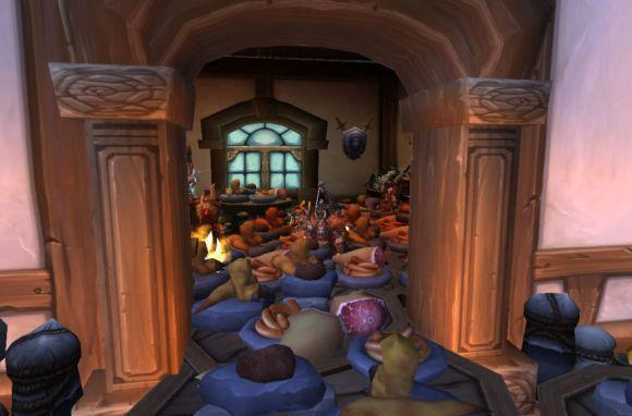 Around Azeroth: Meat for the meat god