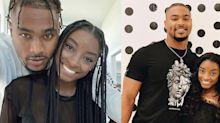 Simone Biles's Boyfriend Jonathan Owens Didn't Know Who She Was the First Time They Met