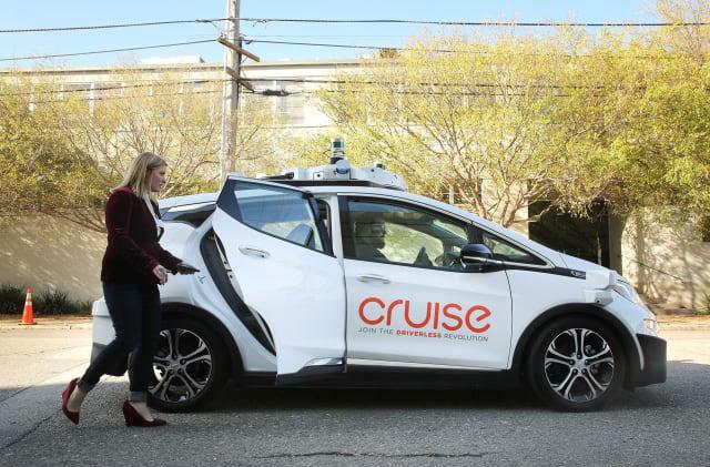 GM's self-driving car reportedly has trouble recognizing pedestrians