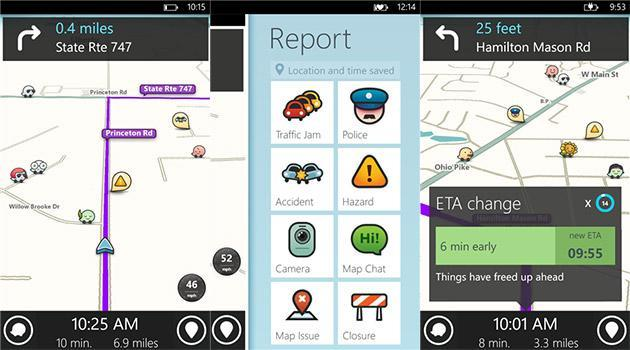 Waze for Windows Phone 8 promises not to drain your battery anymore