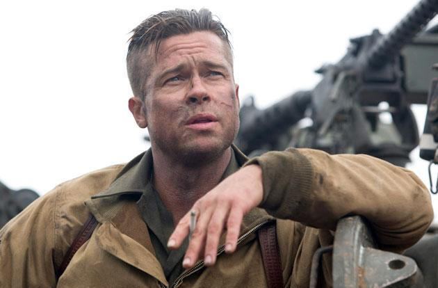 Netflix is producing a satirical war movie starring Brad Pitt
