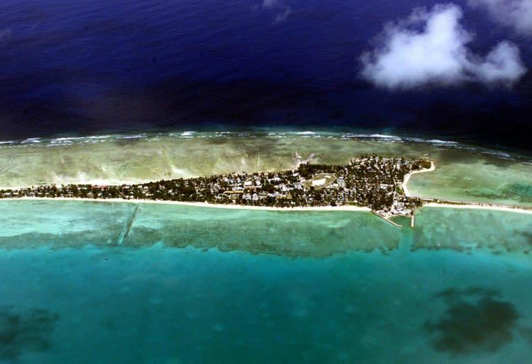 Kiribati's pro-China leader Taneti Maamau wins re-election, says opposition