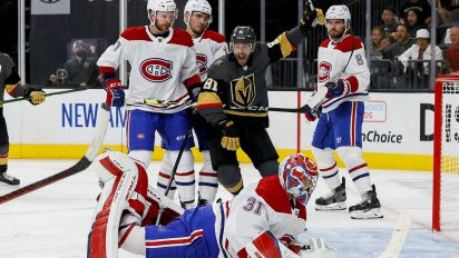 Facing Vegas, odds stacked against Canadiens