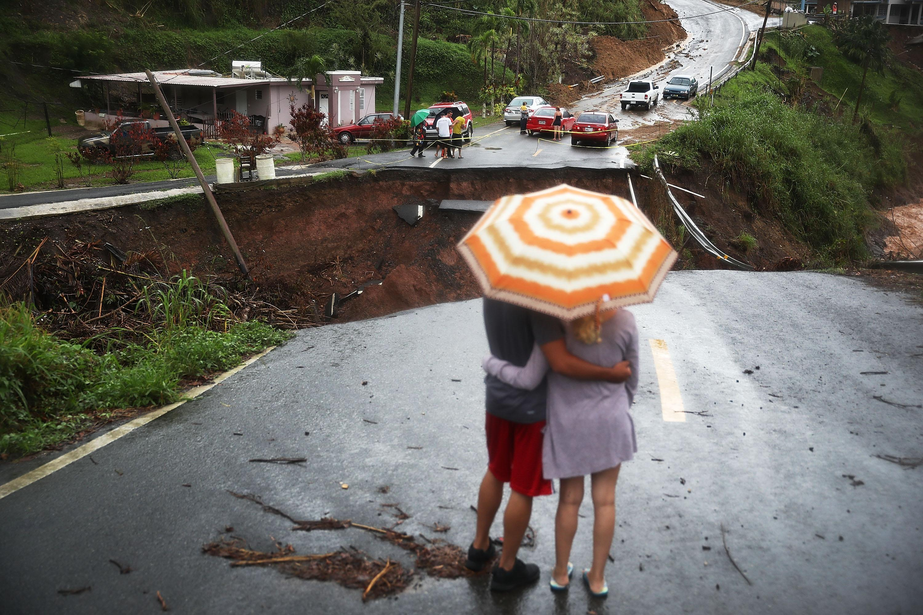 FEMA Says It Was Significantly Unprepared When Hurricane Maria Hit Puerto Rico