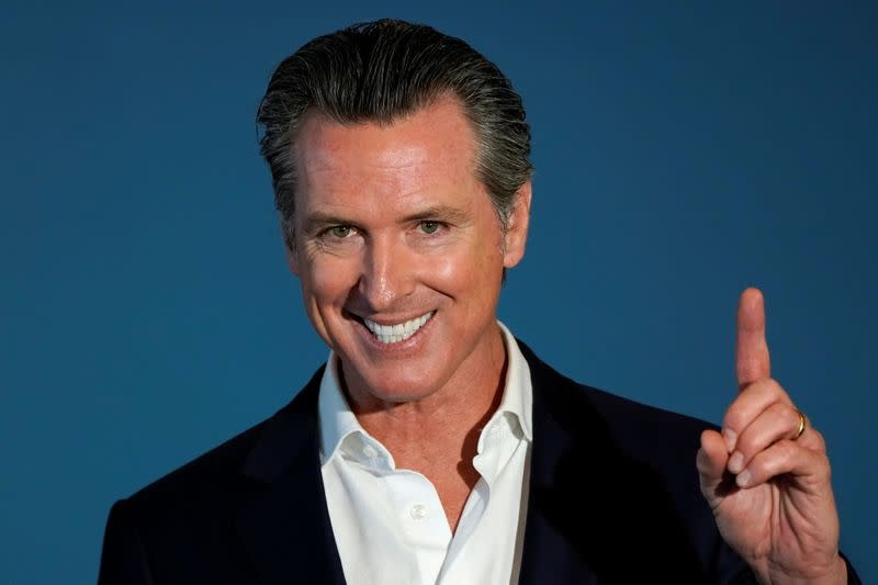 California governor deploys trailers, tents, funds in homelessness 'emergency'