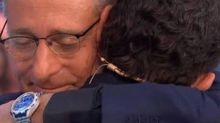 Laurenti: il rapporto col suo storico collega e il messaggio a lui dedicato