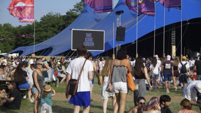 Covid-19 : le festival francilien We Love Green reporté à septembre