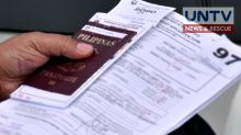 DFA opens online appointment for 10-year validity passports