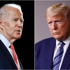 Trump says 'some people would say men are insulted' by Biden choosing woman as VP
