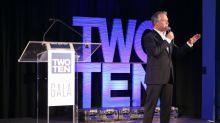 Skechers President Michael Greenberg Receives Two Ten Footwear Foundation's Award for Humanitarian Achievement