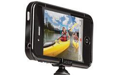 Joby's Gorillamobile gets revised, caters specifically to iPhone 4 with added bumper case