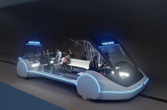 Boring Company's LA tunnel event set for December 18th