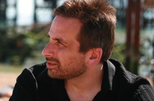 Ken Levine accepts lifetime achievement award at Golden Joystick Awards