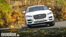 2019 Jaguar F-Pace 2.0 petrol first drive review