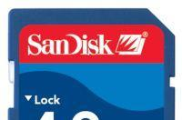 SanDisk joins the SDHC club