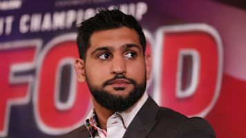 Does Khan have a chance against Crawford?