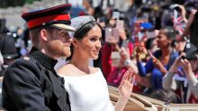 Harry and Meghan's baby would be 7th in line for UK throne