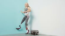 Seven-year-old double amputee is River Island's new sportswear model
