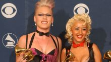 Pink's Feud With Christina Aguilera Is Totally Over: 'We've Made Amends'