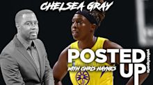 WNBA All-Star Chelsea Gray on signing with the Las Vegas Aces and why you should watch the WNBA