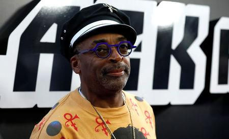 Spike Lee hopes Trump watches KKK film 'BlacKkKlansman'