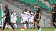 Foot - Amical - Saint-Étienne renversé à domicile en match amical par Clermont