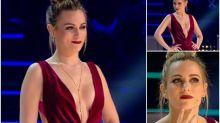 Otro escotazo de Edurne revoluciona la última semifinal de 'Got Talent'