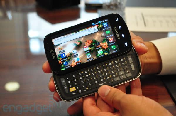 Samsung Epic 4G, Galaxy Tab to get Sprint ID service
