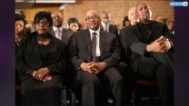 South Africans Of All Faiths Pray For Mandela