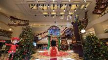 【聖誕節 2018】打卡好去處!香港商場佈置超靚燈飾