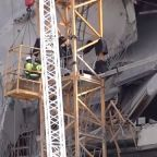 Worker injured in New Orleans Hard Rock Hotel collapse detained by ICE