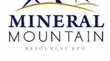 Mineral Mountain Announces C$1.5 Million Non-brokered Private Placement