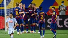 Barcelona COVID-19 case had no contact with Champions League squad